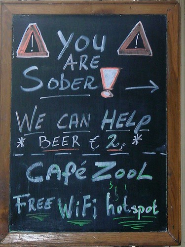 You are sober, we can help