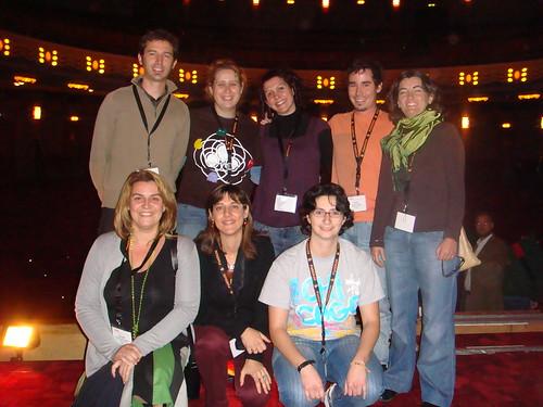 Representación española en EuroIA2008