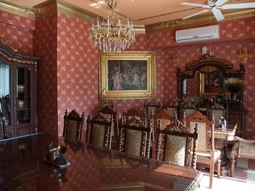 歐莉葉荷城堡早餐 - VIP室