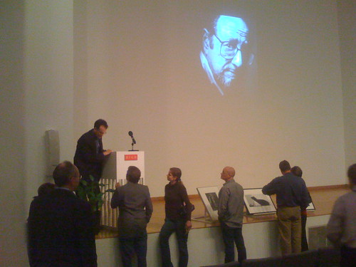 Gregory Heisler @ the High Museum, on Arnold Newman