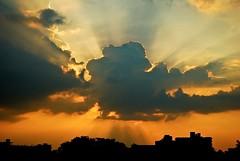(findtheking) Tags: sunset sky music sun india color love nature colors clouds landscape evening nikon searchthebest dusk bangalore kitlens wideangle handheld rays sunrays soe blueribbonwinner coth d80 iloveclouds nikonstunninggallery sunbehindclouds abigfave nikond80 theperfectphotographer simplysuperb dragondaggerphoto nikkor1855edgii amazingbangaloresky cloudophile