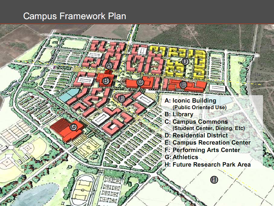 Texas Am Campus Map.Texas A M San Antonio Verano Neighborhood Archive