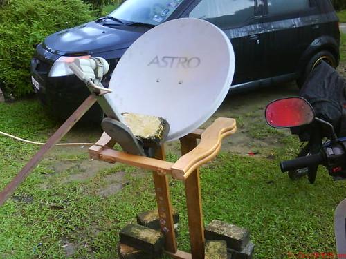 Signal Astro Paling Clear Buat Macam Ni