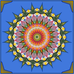 Design 3 ~(KFUN-42)~ (Gravityx9) Tags: blue abstract photoshop chop multicolored magical amer 1008 kfun 102508 colourartaward coloursplosion kaleidospheres allkindsofbeauty kfun42