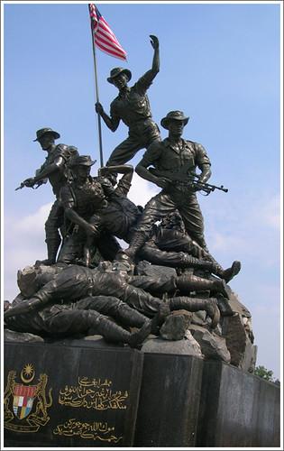 紀念雕塑@獨立紀念館
