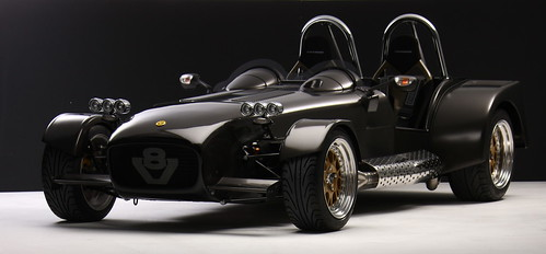 Caterham RS Levante 500HP new pictures