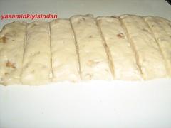 Cevizli Kurabiye Tarifi (resimli anlatım)
