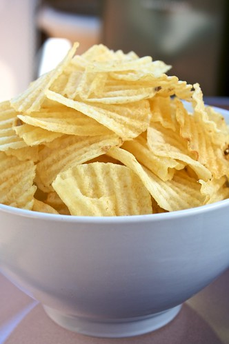 smiths plain chips