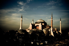 I saw the past (Fotis ...) Tags: istanbul ayiasofia superaplus aplusphoto flickrchallengewinner