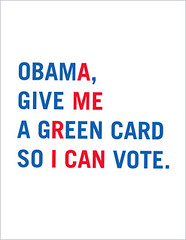 Today's the day. . . . ({ Kirstin }) Tags: election presidential vote today obama hpad