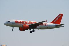 Airbus A319-100 easyJet (EZY) G-EZAH - MSN 2729 - Now in EasyJet Switzerland fleet as HB-JZW (Luccio.errera) Tags: switzerland airbus msn fleet now easyjet 2729 ezy a319100 gezah hbjzw