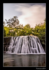 Rutter Falls. (numanoid69) Tags: longexposure water river waterfall cumbria edenvalley nd110filter fujis5pro almostanything prideofengland rutterfalls