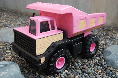 The Pink Woody Tonka