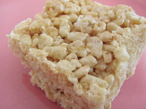 11-10 rice krispy treat