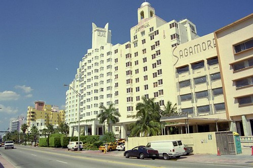 Collins Avenue Hotels