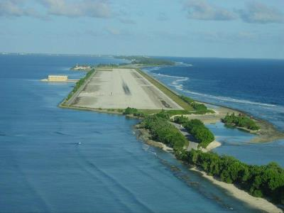 Wake Island airstrip
