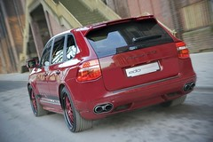 edo Competition Porsche Cayenne GTS pictures..