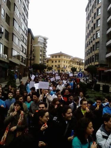 Huelga Informática 19-N Oviedo