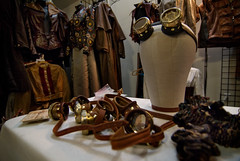 STEAMPUNK CONVENTION (Mark Berry - Photographer & Graphic Designer) Tags: sf california ca november fiction girl car fashion danger underground photography sunnyvale costume high wings october knitting punk gun industrial technology military goggles victorian lot sanjose gear science retro steam convention era winner scifi gadget 2008 firefly edwardian alanmoore raygun spc julesverne voltage steampunk zepplin abneypark hgwells steampowered michaelmoorcock leagueofextraordinarygentlemen markberry fururistic jakevonslatt gsanjose