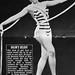 Barbara Clark is a Sailor's Delight - Jet Magazine, January 19, 1956