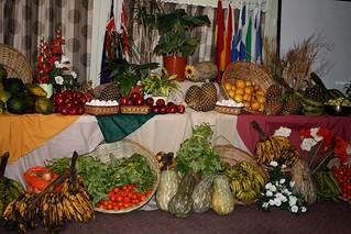 Our Liberian Thanksgiving Cornicopia!