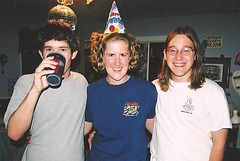 young jeff, heather, morgan