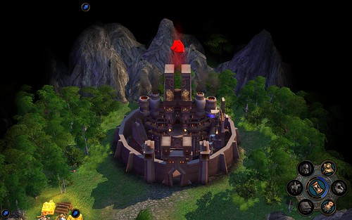 Fortress exterior
