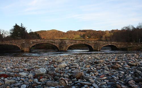Bridge at Llanelltyd