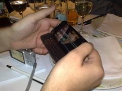 Handling the N97