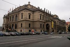 Teil der Prager Universität