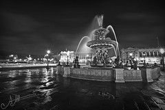 (A.A.A) Tags: white black paris love fountain by canon photography mark iii aaa amna irresistible eos1ds abdulaziz althani canoneos1dsmarkiii
