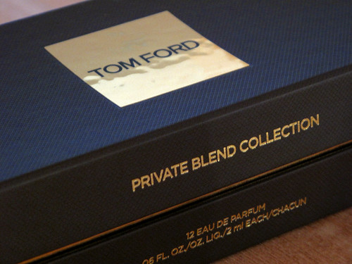 Tom Ford Private Blend Coffret