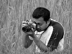 myself in action (CosmicDust) Tags: karnataka coorg madikeri civetcreek