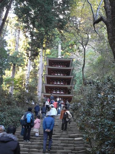 室生寺(2008紅葉)-12