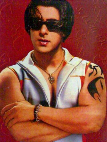Salman Khan Tere Naam A Photo On Flickriver