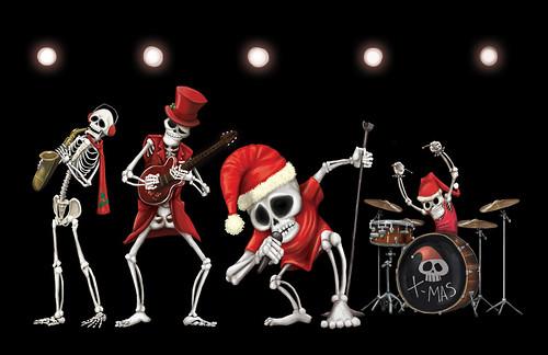 """Merry """"Scary"""" Xmas 2008"""