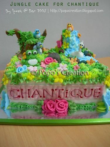 Jungle Cake for Chantique