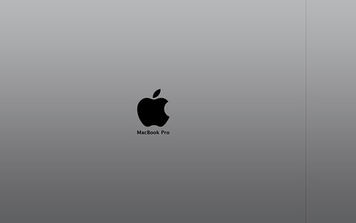MAC Book Pro Desktop Background - Dark II.