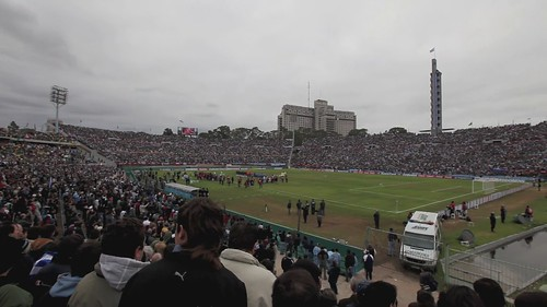 Mythical Estadio Centenario |  FIFA's world classic stadium