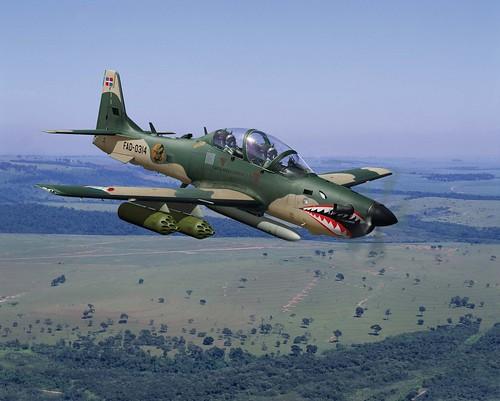 フリー画像| 航空機/飛行機| 軍用機| 攻撃機| エンブラエル EMB-314 スーパーツカノ| Embraer EMB-314 Super Tucano|      フリー素材|