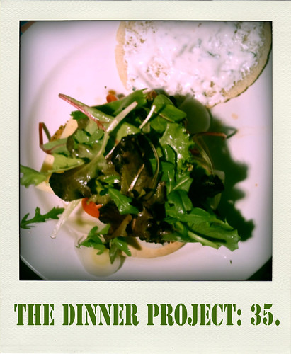 the dinner project: kw 19