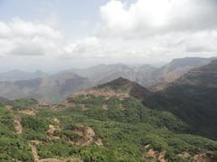 Mahabaleshwar - Panchghani (Balaji Photography - 3,000,000 Views and Growing) Tags: trees sky india mountain snow green fruits clouds berries hills valley mahabaleshwar panchgani forests