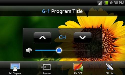 Smart TV platform