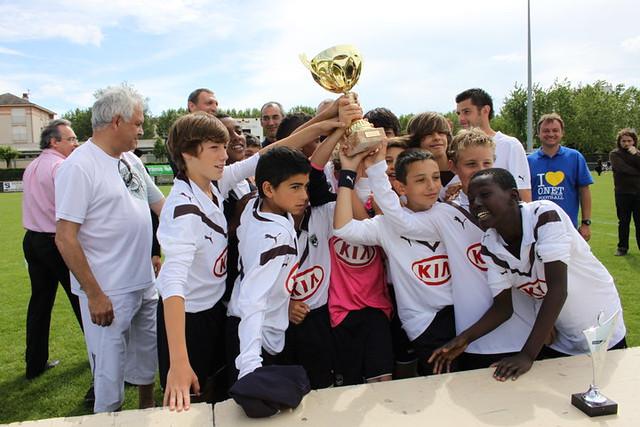 bordeaux vainqueur u13 onet 2010