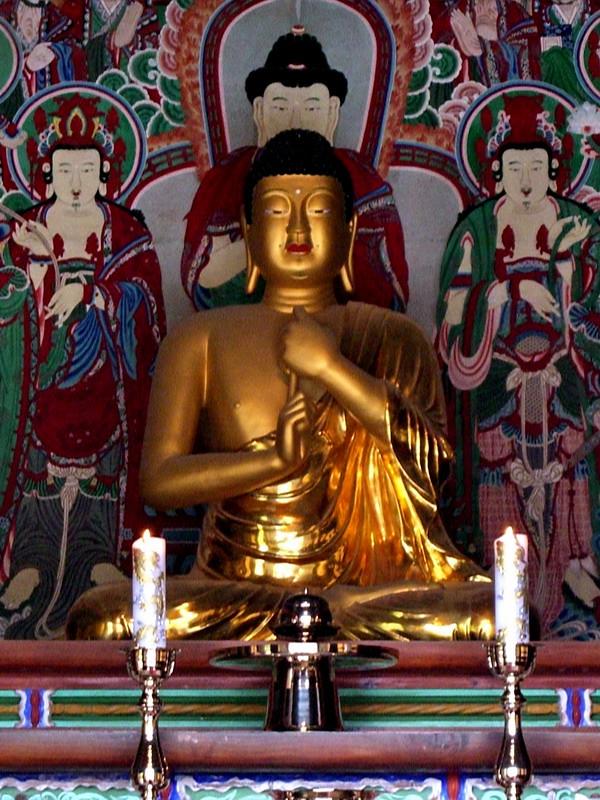 Vairocana Buddha