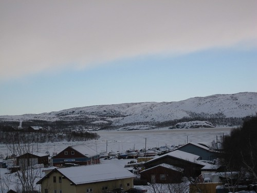 Looking over Kirkenes
