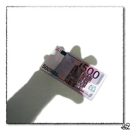 ¿Quién establece el valor del dinero que nos tiene encogido el alma?