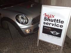 shuttle me (hebig) Tags: max shozu moblog munich münchen mini shuttle 089