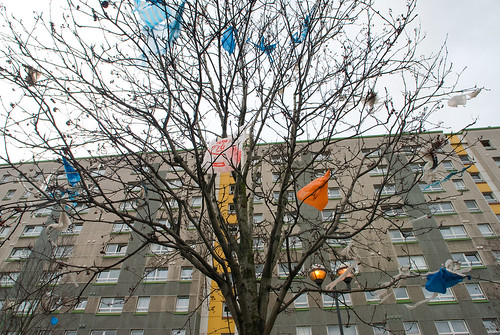 Plastic Bag Tree