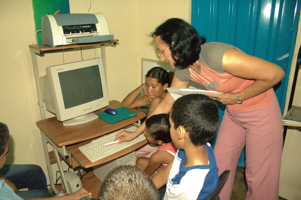 Computer lesson 1